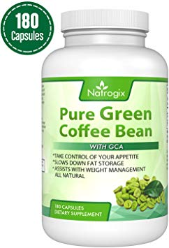 Green Coffee Bean Extract : des gélules à base de café non torréfié.